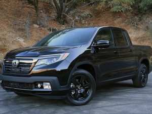 59 The Honda Ridgeline 2020 Spesification