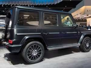 59 The Mercedes 2019 G Wagon Model