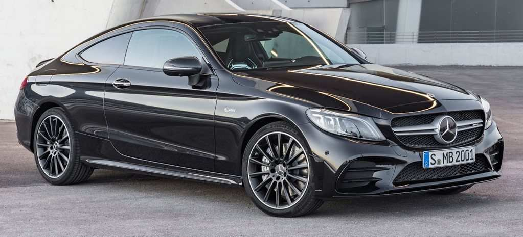 59 The Mercedes C Class Coupe 2019 Redesign And Concept