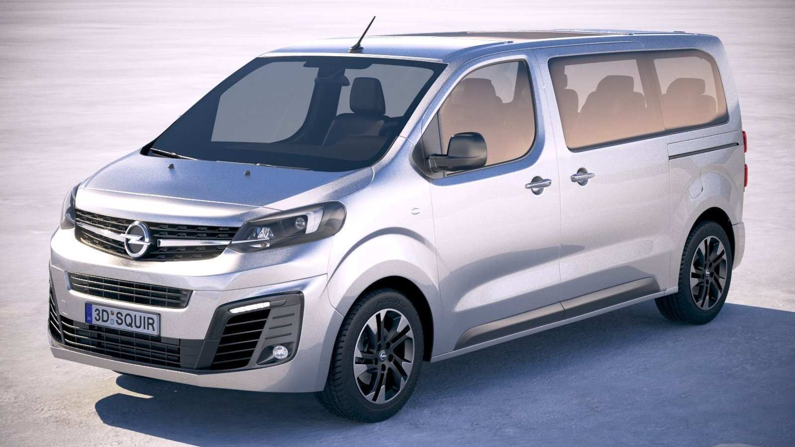 59 The Opel Zafira Life 2020 Redesign And Concept