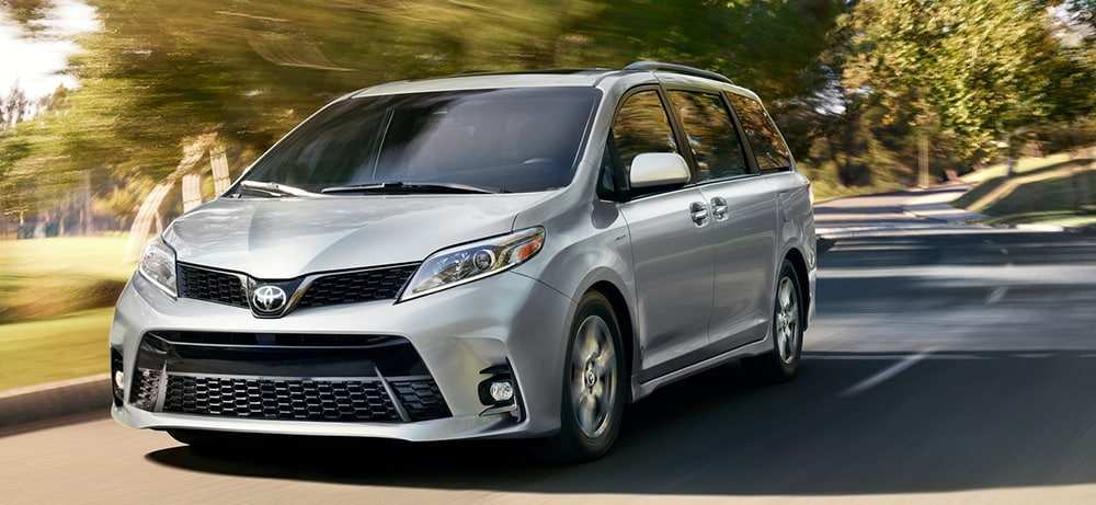 59 The Toyota Odyssey 2019 Images