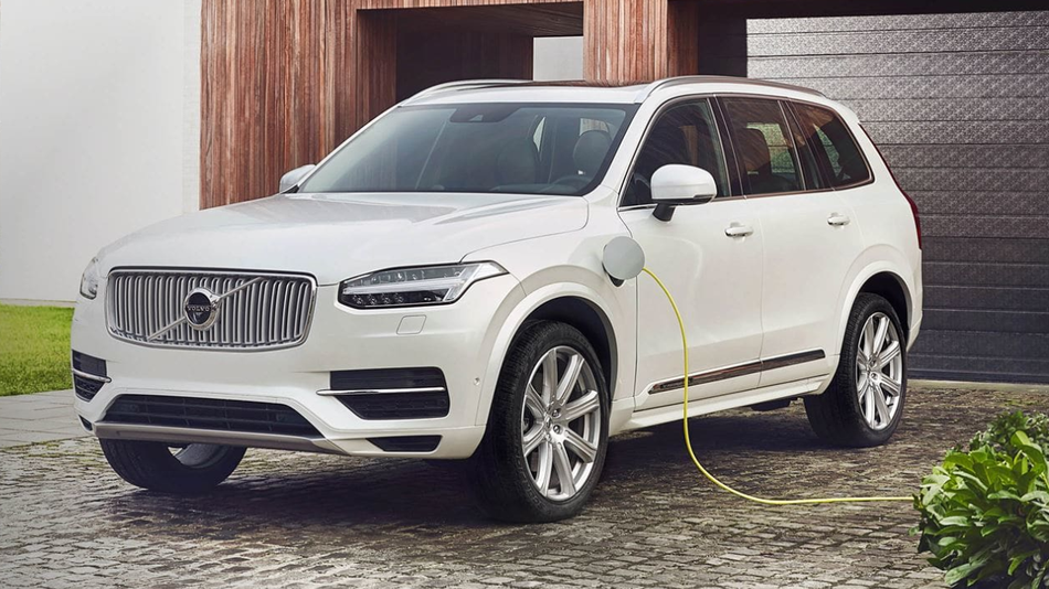 59 The Volvo 2019 Electric Car Concept