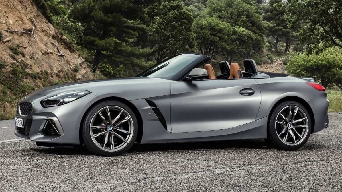 60 A 2019 Bmw Z4 Spy Shoot