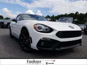 60 A 2019 Fiat Spider Abarth Redesign and Review