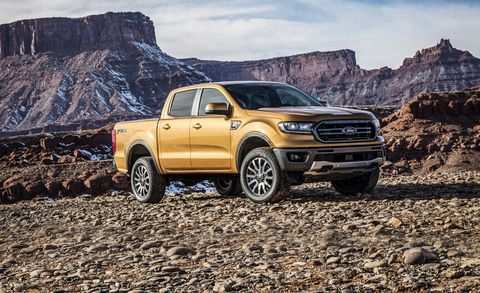 60 A 2019 Ford Ranger Aluminum History