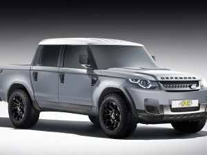 60 A 2019 Land Rover Defender Ute Pricing
