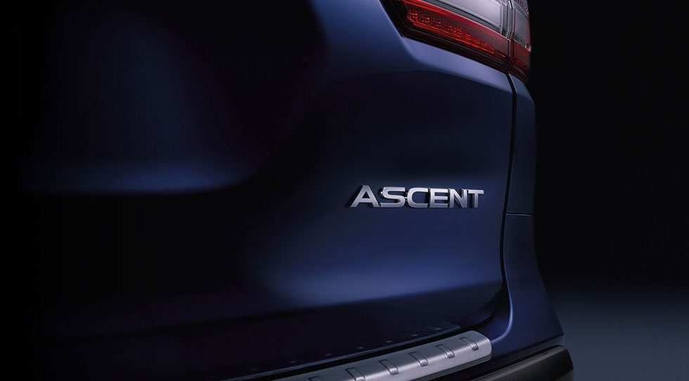 60 A 2019 Subaru Ascent Debut Research New