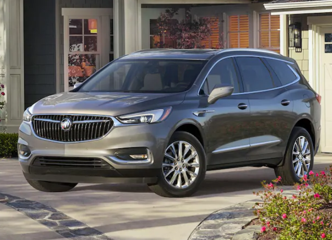 60 A 2020 Buick Enclave Specs Speed Test