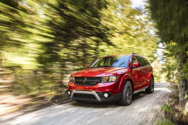 60 A 2020 Dodge Journey Crossroad Pricing