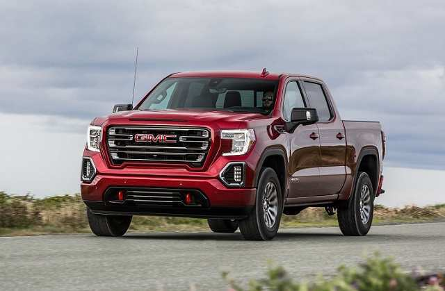 60 A 2020 Gmc Truck Specs And Review