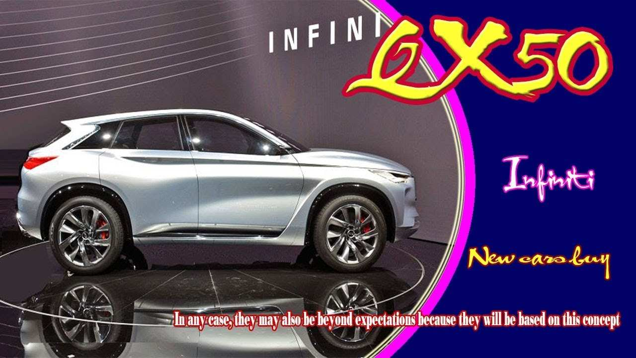60 A 2020 Infiniti Qx50 Changes Release Date