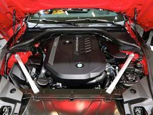 60 A BMW Z4 2020 Engine Ratings