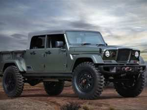 Jeep Pickup Truck 2020 Price