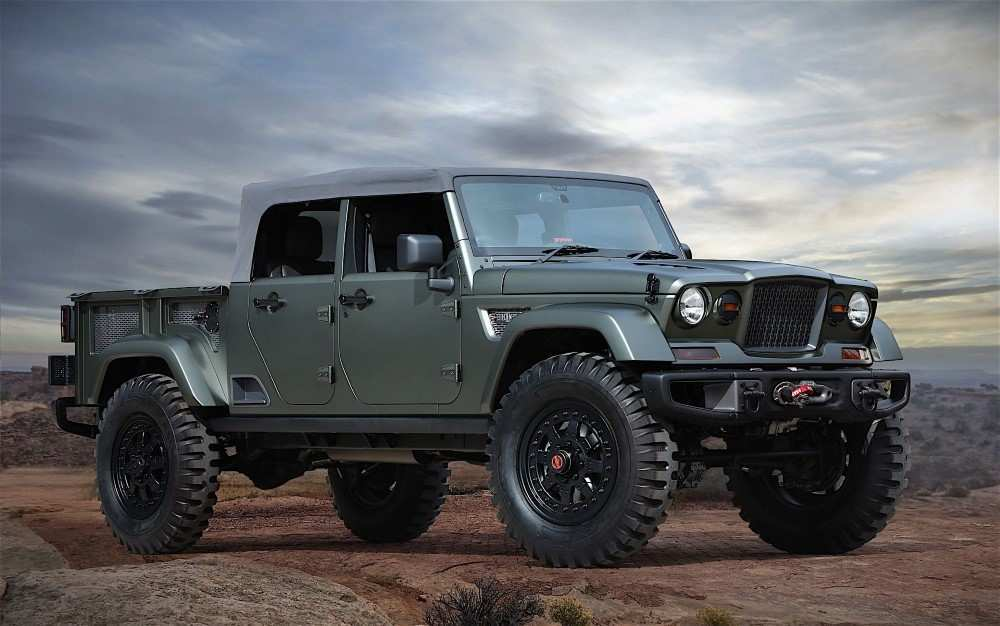 60 A Jeep Pickup Truck 2020 Price Ratings