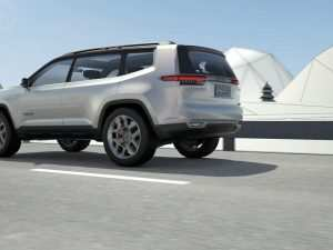 60 A Jeep Wagoneer 2020 Concept