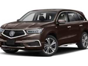 60 A New Acura Mdx 2020 Release Date