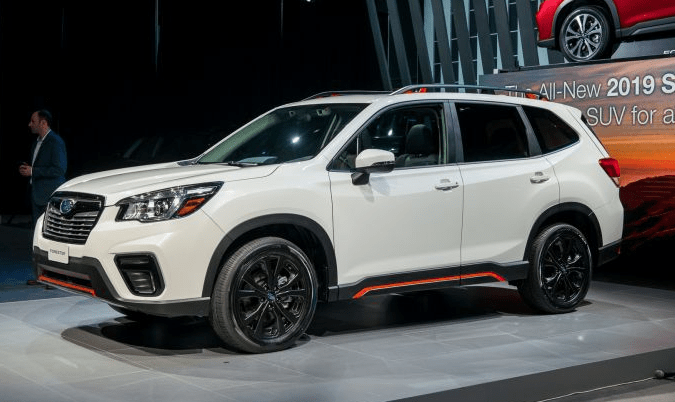 60 A Subaru Forester 2020 Concept Prices