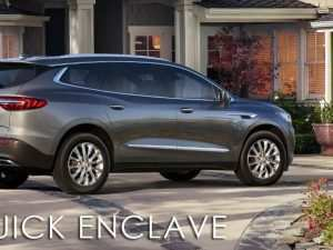 60 All New 2019 Buick Enclave Model