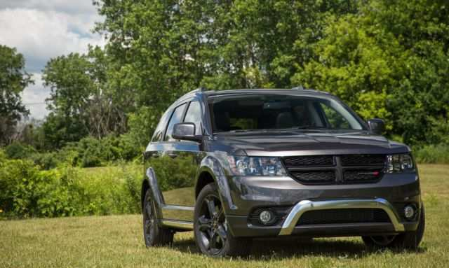60 All New 2019 Dodge Journey Redesign New Model and Performance