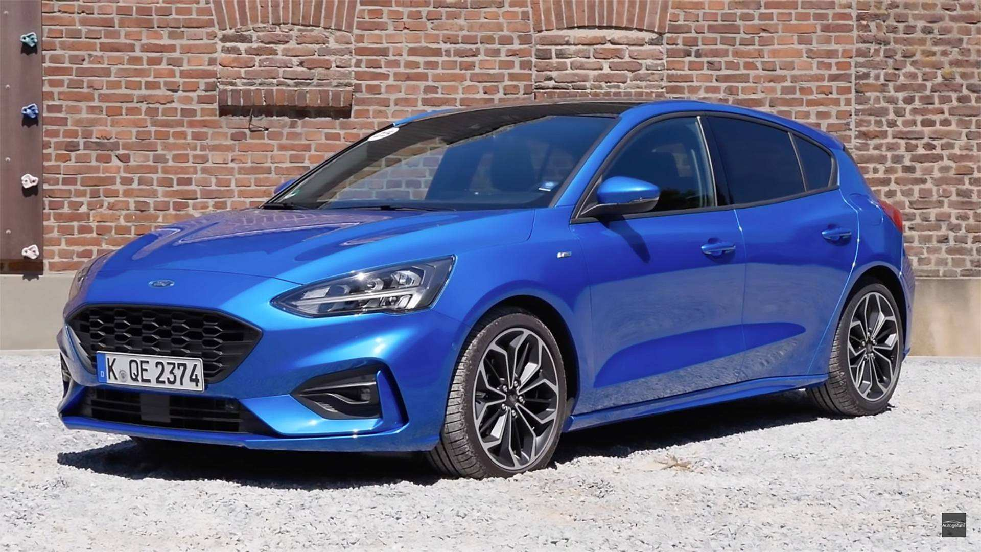 60 All New 2019 Ford Focus First Drive