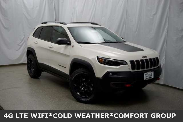 60 All New 2019 Jeep Cherokee Kl Photos