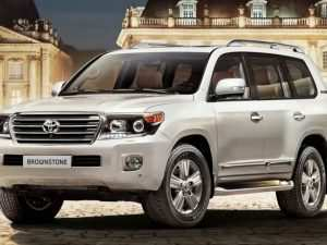 60 All New 2019 Toyota Land Cruiser 200 Speed Test
