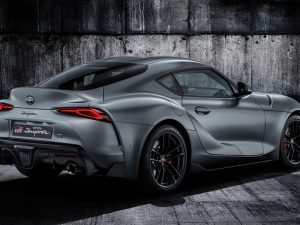 60 All New 2019 Toyota Supra Manual Overview