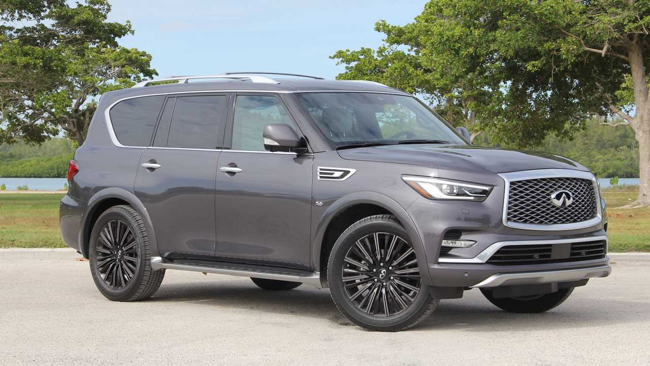 60 All New 2020 Infiniti Qx80 Limited Release