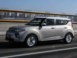 60 All New 2020 Kia Soul Ev Availability Redesign and Review