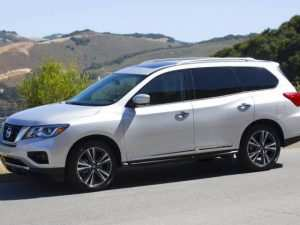 60 All New 2020 Nissan Pathfinder Youtube Overview