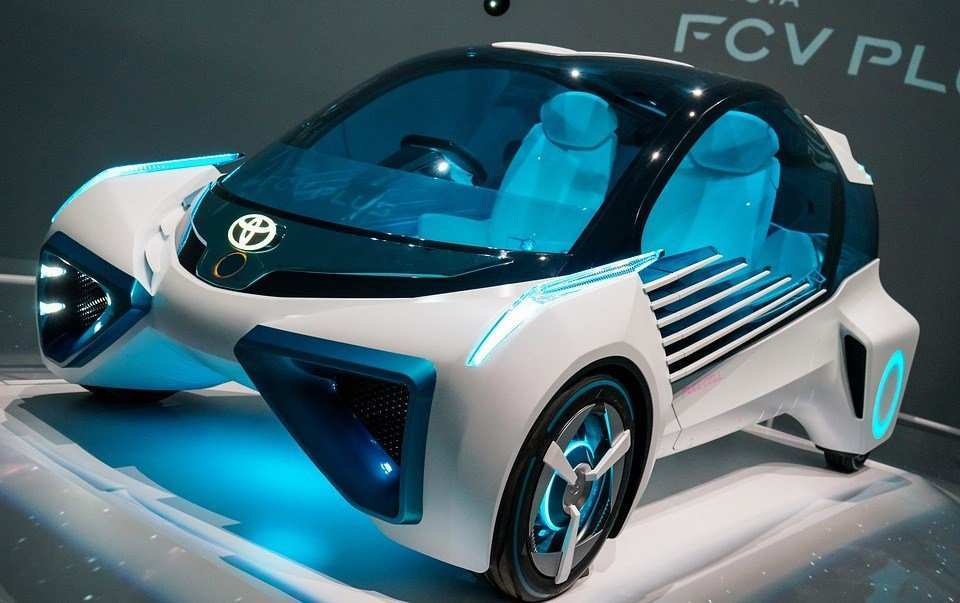 60 All New 2020 Toyota Flying Car Redesign And Concept