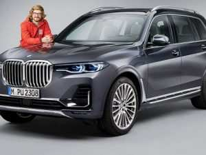60 All New BMW X7 2020 Spy Shoot