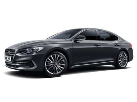 60 All New Hyundai Azera 2020 Price Concept and Review
