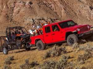 60 All New Jeep Truck 2020 Towing Capacity Spy Shoot