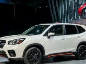 60 All New New Generation 2020 Subaru Forester Concept and Review