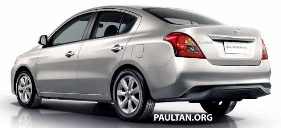 60 All New Nissan Almera 2020 Performance And New Engine