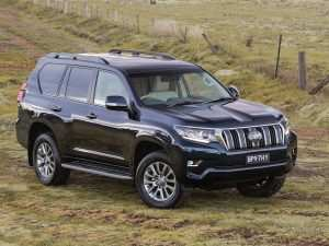 60 All New Toyota Prado 2019 Australia Release