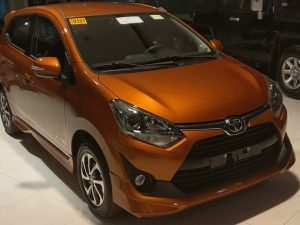 60 All New Toyota Wigo 2020 Redesign and Review