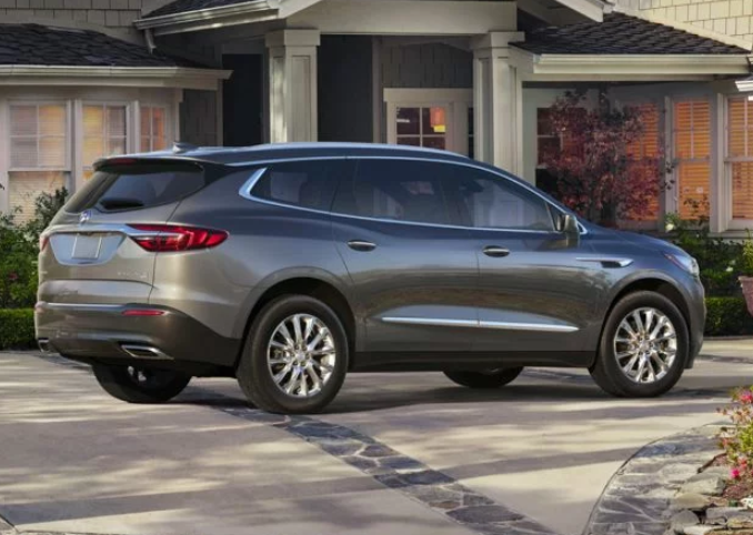 60 All New What Will The 2020 Buick Enclave Look Like Spy Shoot