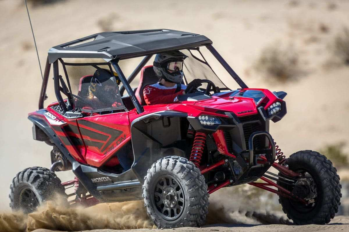 60 Best 2019 Honda Talon Photos