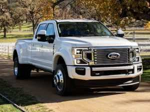 60 Best Ford Heavy Duty 2020 New Model and Performance