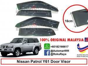 60 Best Nissan Patrol Y61 2020 Redesign and Review