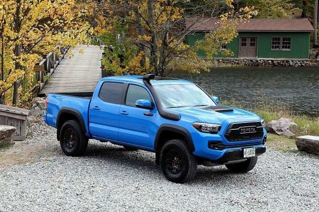 60 Best Toyota Tacoma 2020 Colors Price Design And Review