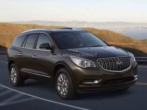 60 Best What Will The 2020 Buick Enclave Look Like Release Date
