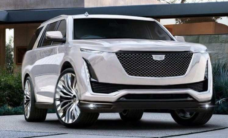 60 Best What Will The 2020 Cadillac Escalade Look Like New Model and Performance