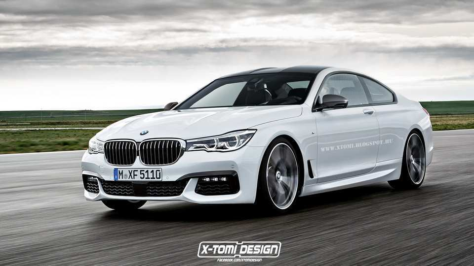 60 New 2019 Bmw 7 Series Coupe Performance And New Engine