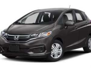 60 New 2019 Honda Fit Rumors Specs and Review