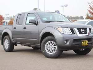 60 New 2019 Nissan Frontier Release Date Specs and Review