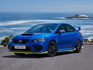 60 New 2019 Subaru Hatchback Sti Model
