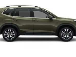 60 New 2019 Subaru Suv Price and Release date